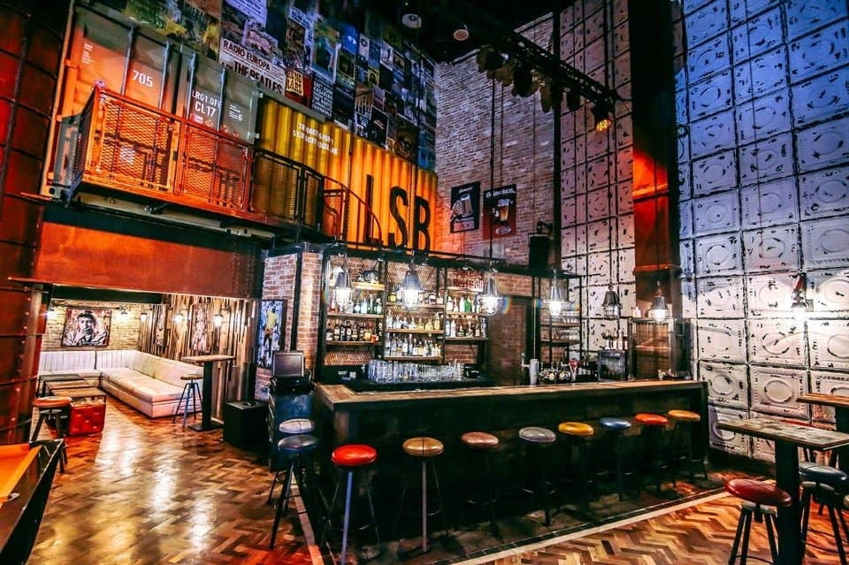 Broadway Interiors / Lock Stock & Barrel / Dubai
