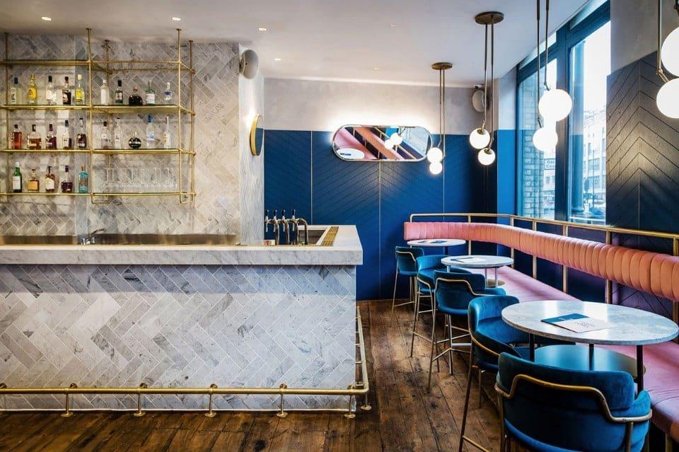 Clerkenwell Grind / Biasol Design Studio / Londen