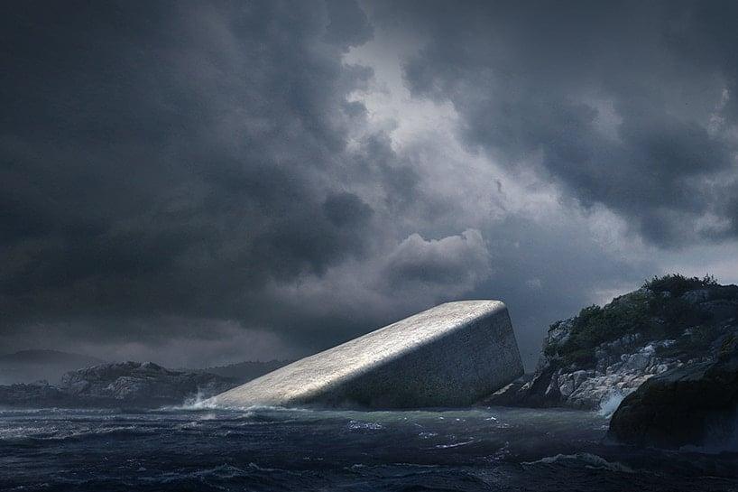 onderwaterrestaurant Under