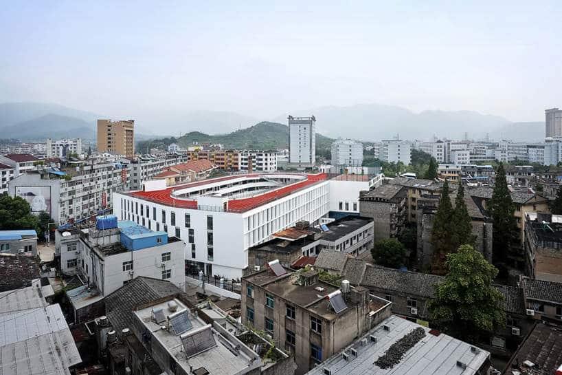 school in china