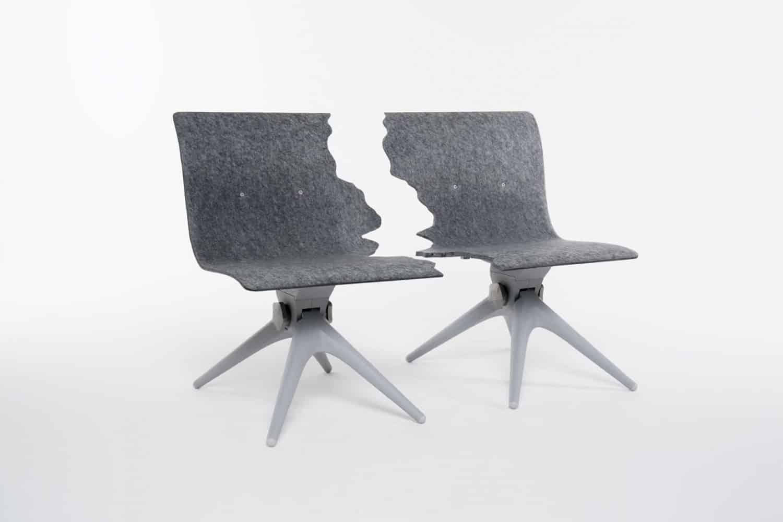 gebroken meubels