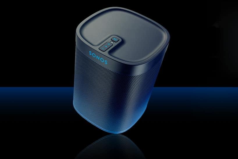Sonos brengt samen met Blue Note een gekleurde versie van de Play 1 uit