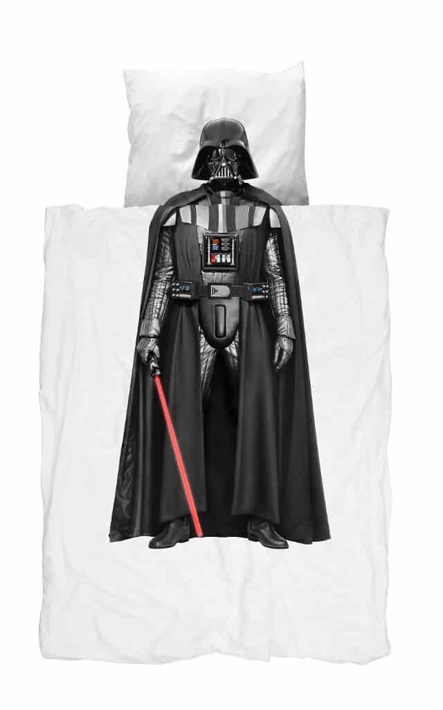 slapen met darth vader