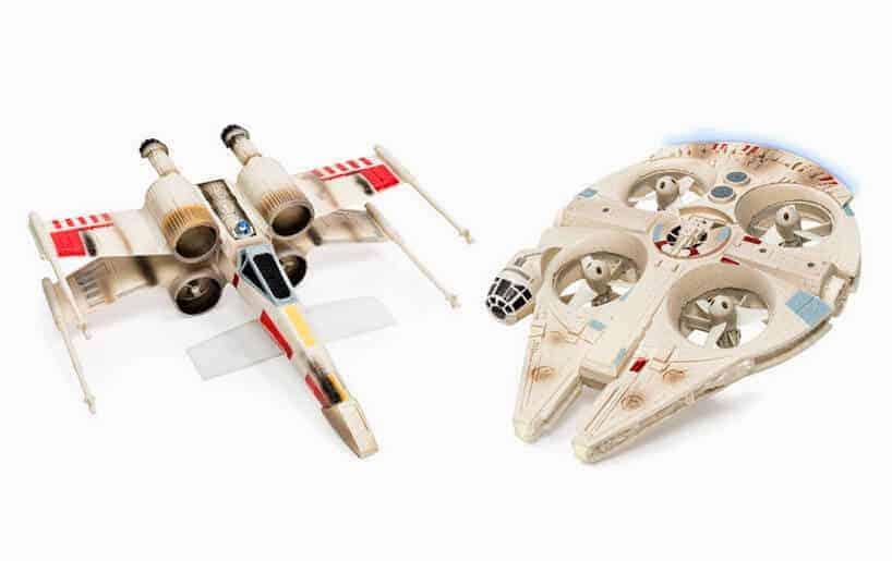 drones van Star Wars