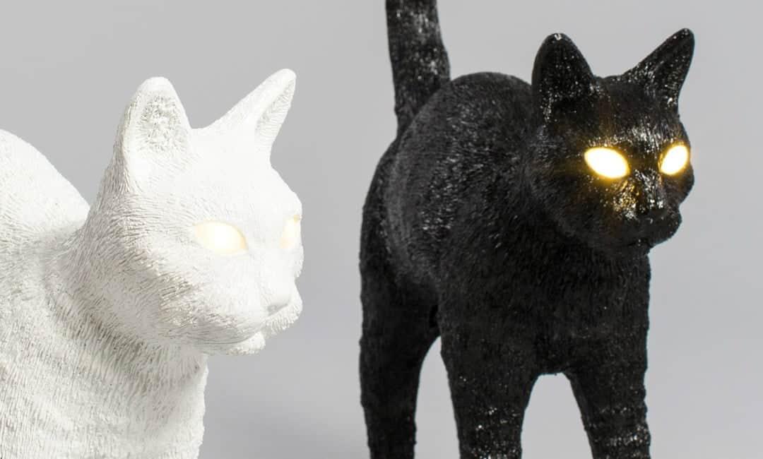 kattenlamp van Studio Job