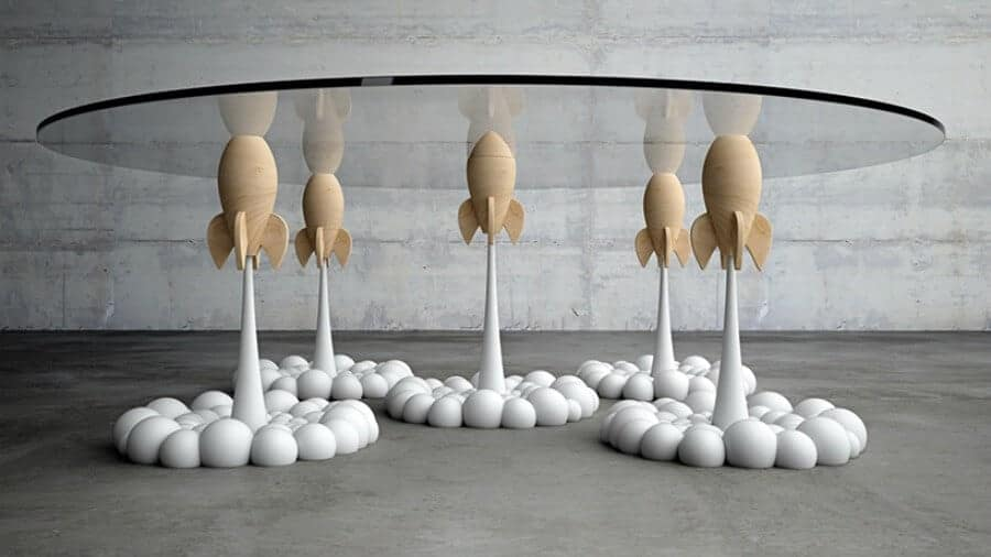 tafel van Stelios Mousarris