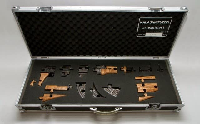 Geen wapens, maar puzzels