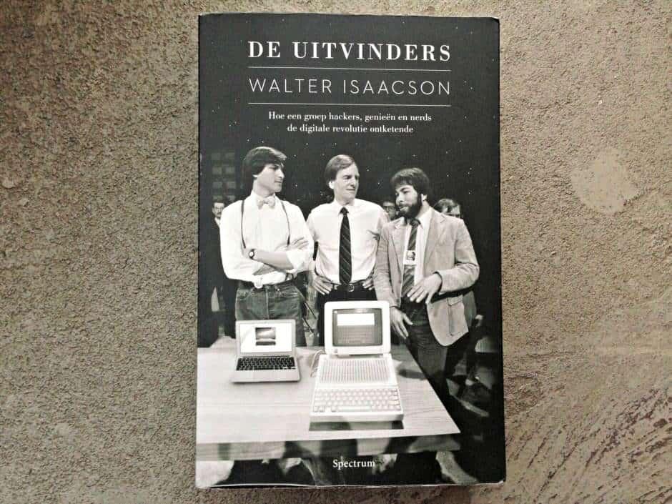 de uitvinders van Walter Isaacson