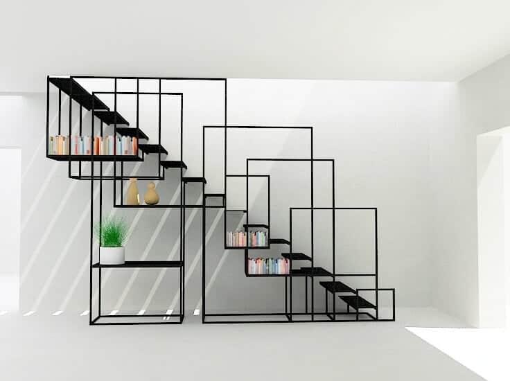 trap van ontwerper Amir Zinaburg