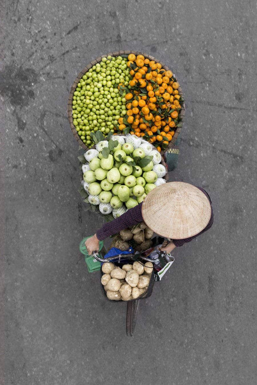 vietnamese verkoper