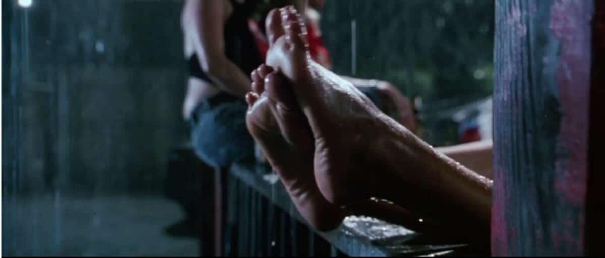 uit welke film komen deze voeten?
