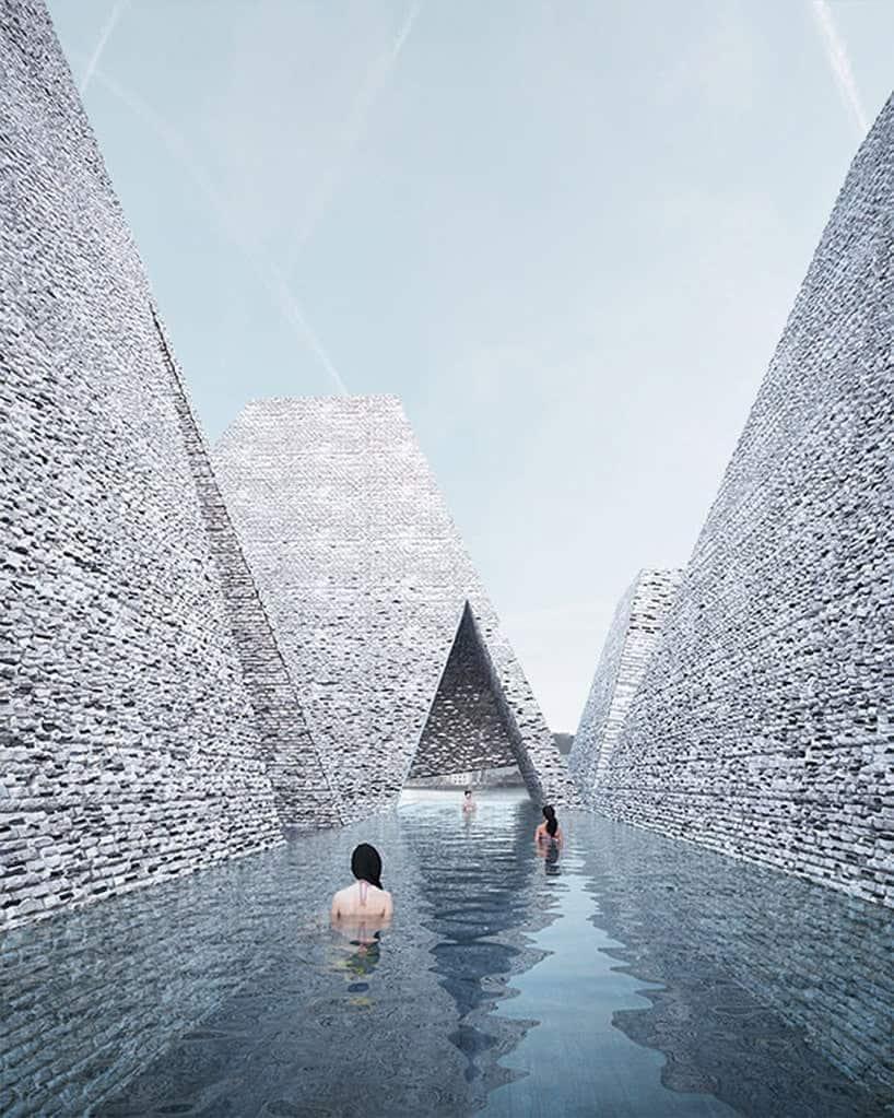 nieuwbouw op Paper Island in Kopenhagen