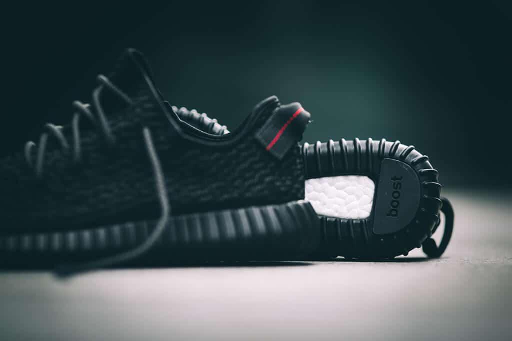 Adidas Yeezy Boost 350 Black Pirate