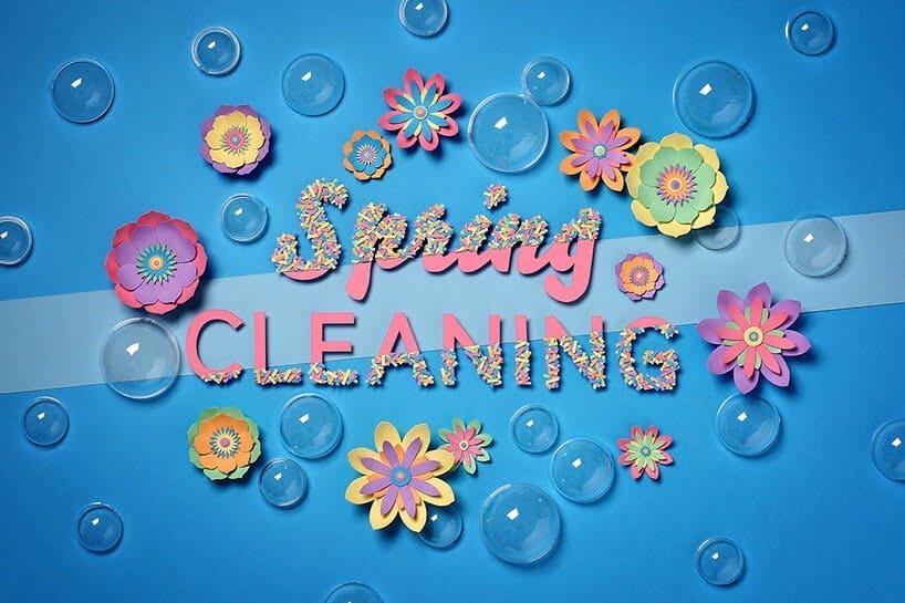 voorjaarsschoonmaak