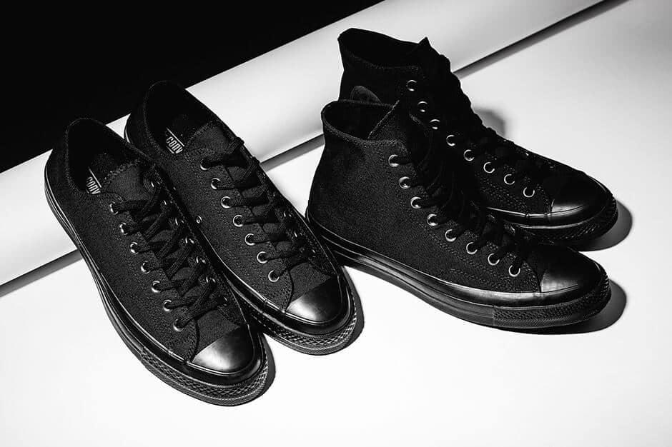 alles zwart