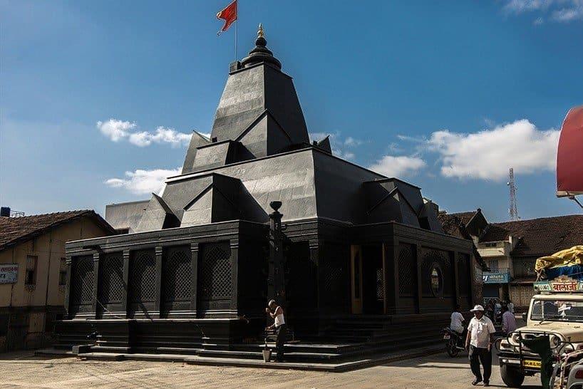 aruti Mandir tempel in Nashik, India